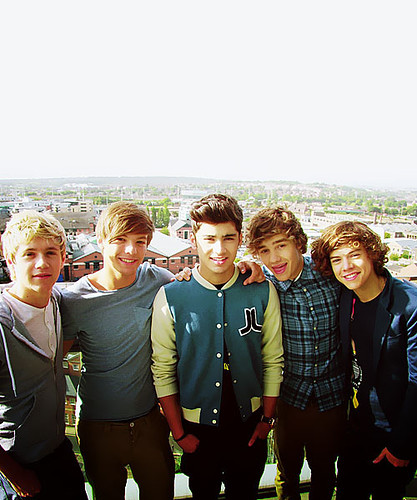 OneDirection (Photo credit: British One Direction)