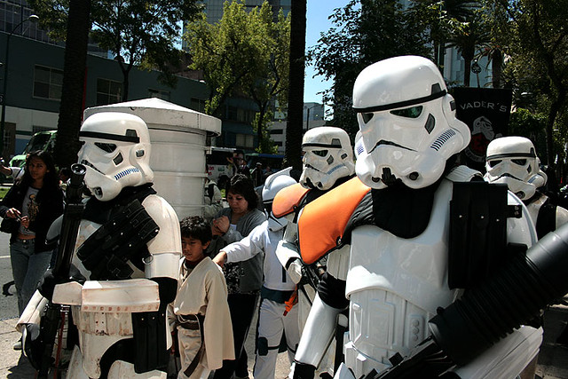STAR WARS | SOLDADOS IMPERIALES