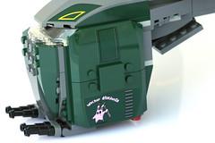 7930 Bounty Hunter Assault Gunship Review - 9