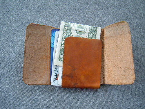 I made a wallet