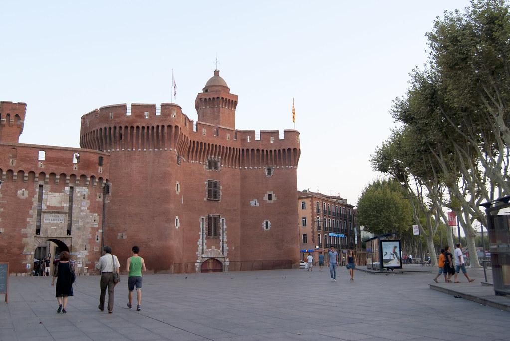 El Castillet