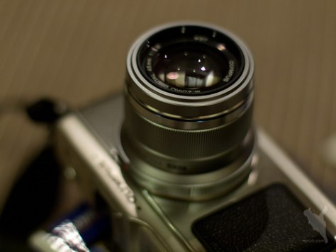 E-P1+M.ZUIKO 45mm