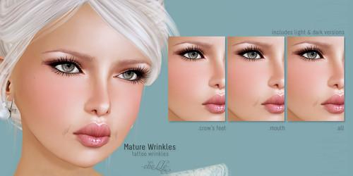 cheLLe - Mature Wrinkles