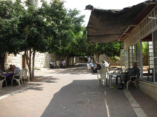 Public Space in Kfar Kassem