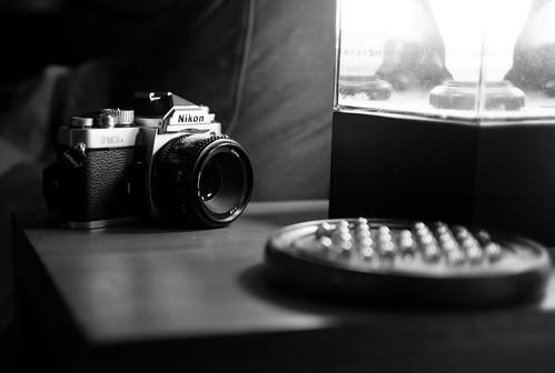 (259/365) Nikon FM3A by albertopveiga