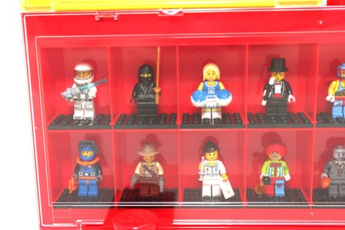 LEGO Minifigure Display Case - 10