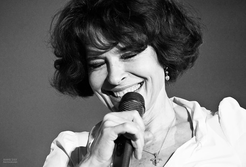 Fanny Ardant by Anne_Lily