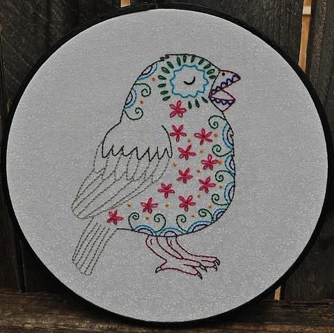 Pulido Bird left