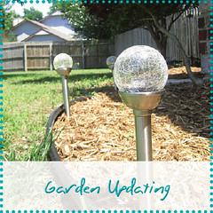 garden updating