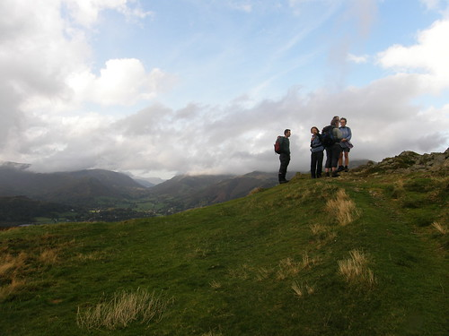 Loughrigg Summit