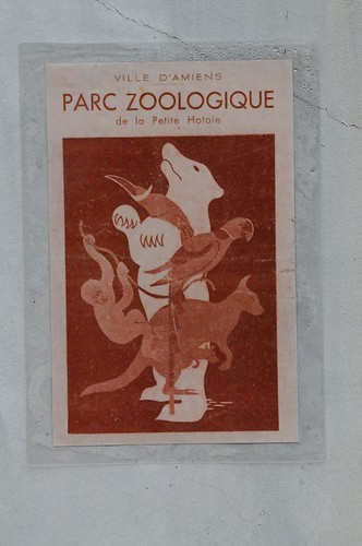 Im Zoo d'Amiens