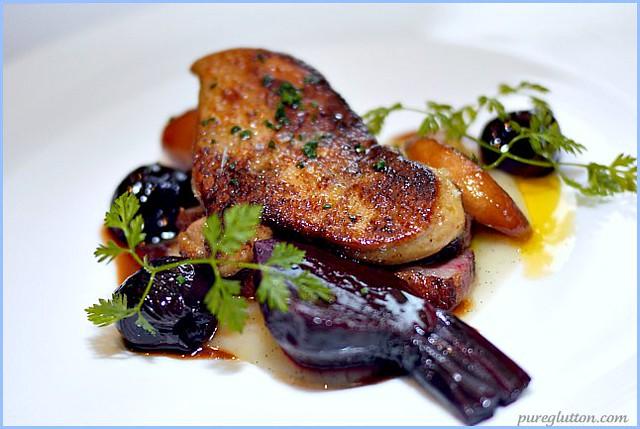 duck+foie gras