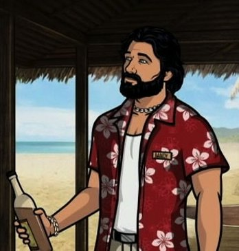 Gem Archer Beard