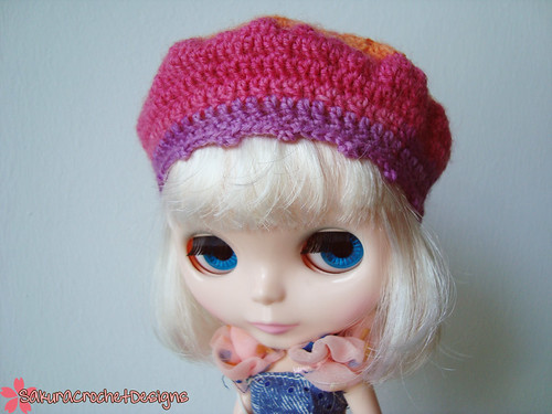 Bubble Gum Blythe Basque