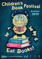 Children's Book Festival 2011 Poster