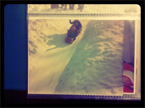 Swallow Cliff Toboggan Slides 1989