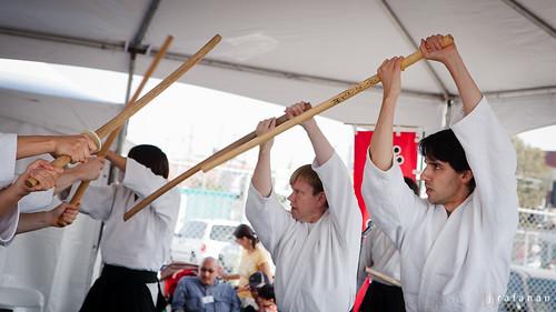 2011 Cherry Blossom Festival, Day 2 [Preview]: Shinkendo