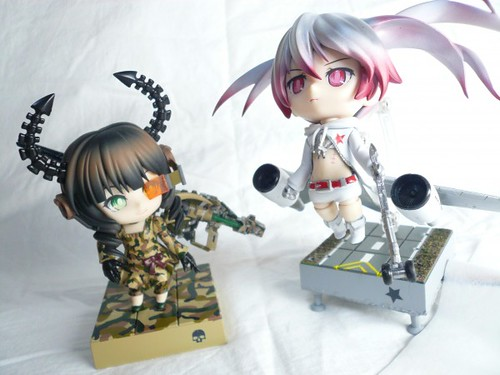 Displayed with custom Nendoroid Dead Buster