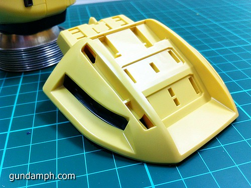 MG The-O PMX-003 Review OOB Build (15)