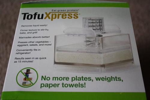 Tofu Xpress