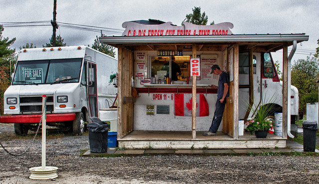 The Chip Truck
