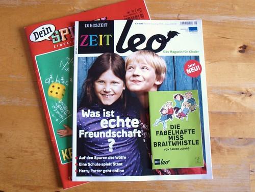 Leo - das Kindermagazin