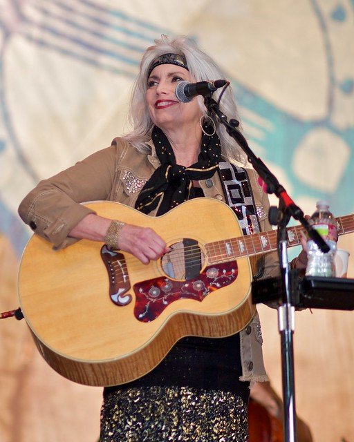 Emmylou Harris - Hardly Strictly Bluegrass