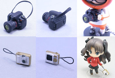 DSLR and pocket camera