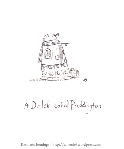 A Dalek called Paddington