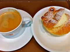 サンマルクカフェでお茶