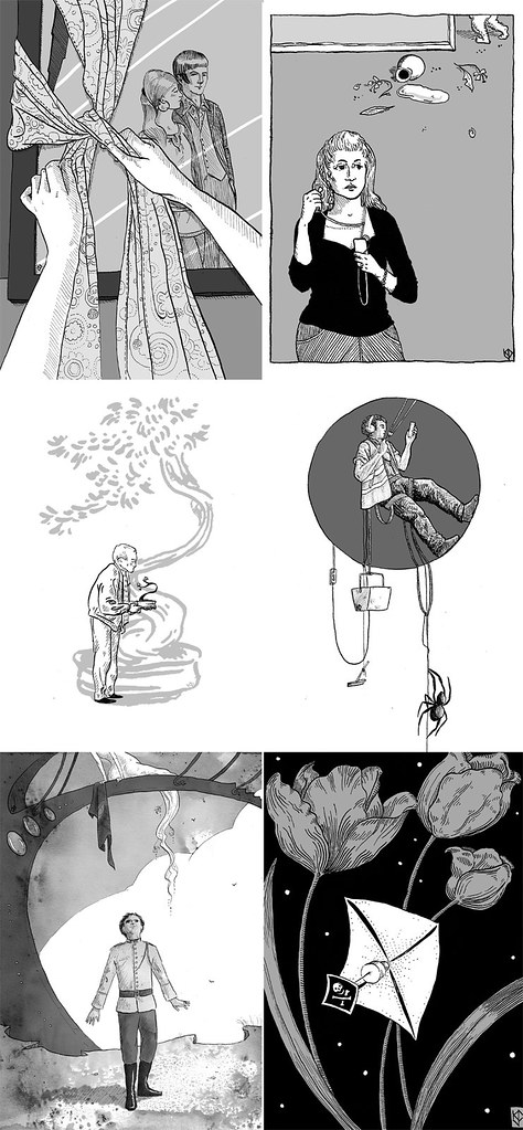 Internal illustrations for ASIM #51