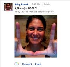 Haley Brueck - U Sign