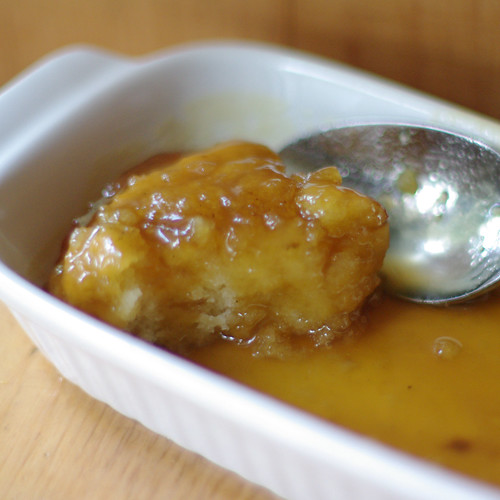 Pouding Chomeur / Poor Man's Pudding