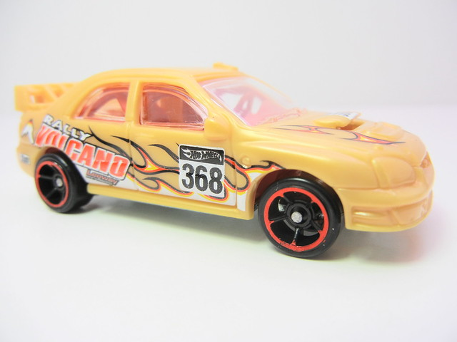 hot wheels subaru impreza (2)