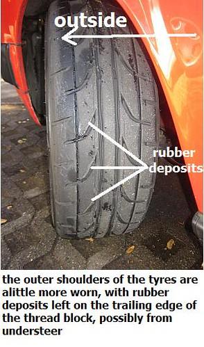 tyre wear 1