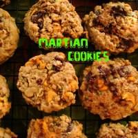 Martian Cookies!
