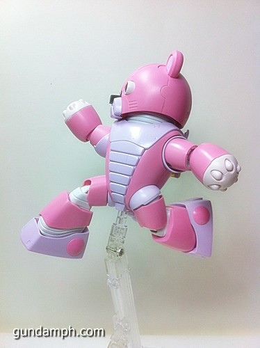 144 HG GB Pink Bearguy Gundam Expo Limited Edition (42)