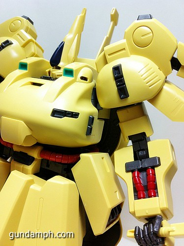 MG The-O PMX-003 Review OOB Build (63)