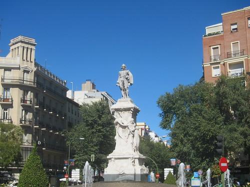 Glorieta de Quevedo. Madrid