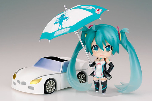 Nendoroid Racing Miku: 2011 version