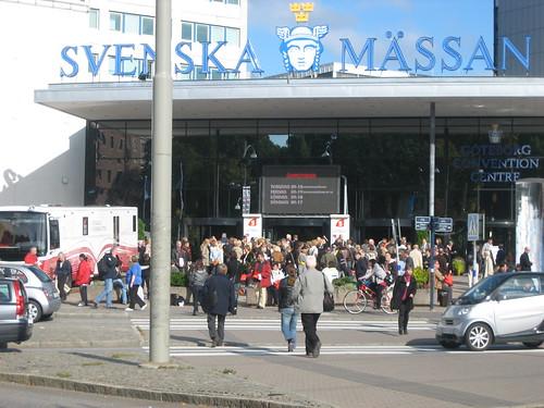 Gothenburg Book Fair