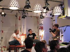 Konspiratives Küchenkonzert am 23. September 2011