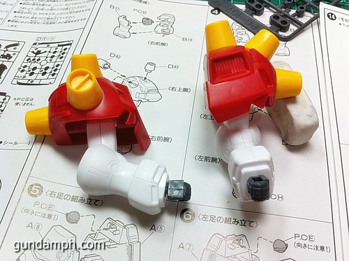 1 144 Devil Gundam Review OOB Build (12)