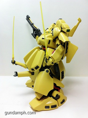 MG The-O PMX-003 Review OOB Build (57)