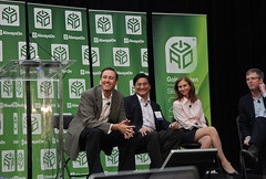 Going Green Panel