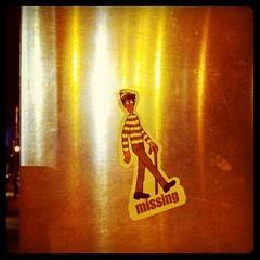 Where's Waldo? In Bar Harbor