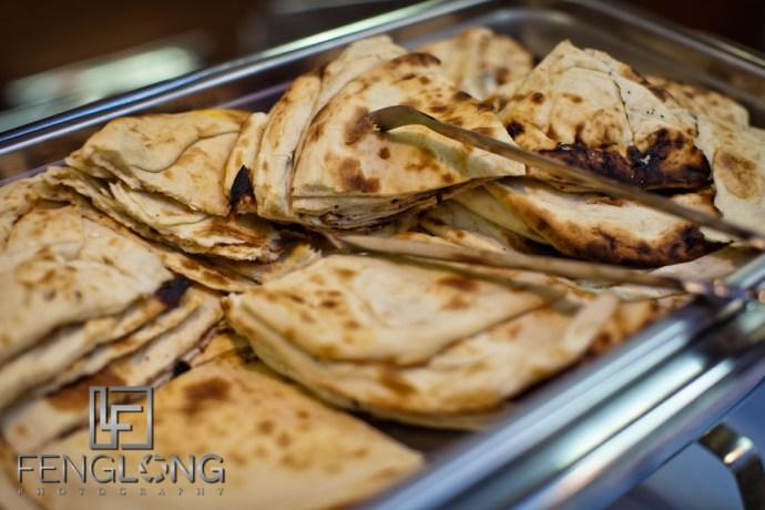 Indian Wedding Food   Shamz & Sana's Wedding Day 1   Hyatt Place Atlanta Airport South   Atlanta Indian Photographer