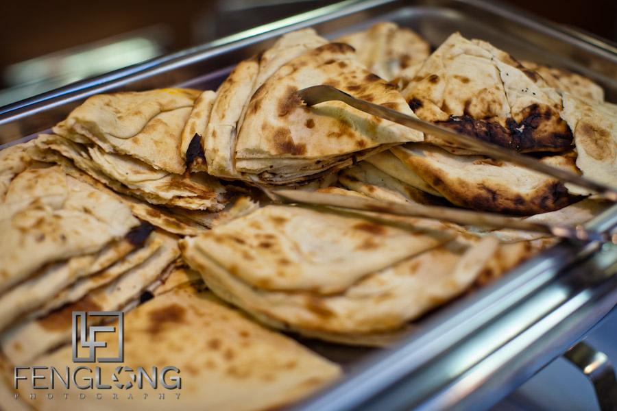 Indian Wedding Food | Shamz & Sana's Wedding Day 1 | Hyatt Place Atlanta Airport South | Atlanta Indian Photographer
