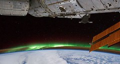 Aurora Australis (NASA, International Space St...