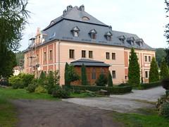 Pałac Książęcy we Wleniu by Polek